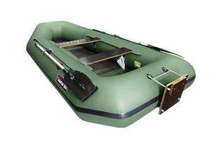 Лодка ПВХ Хантер 300 ЛТ надувная гребная
