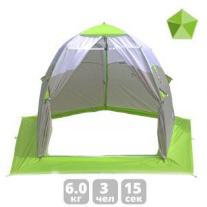 Фото Зимняя палатка Лотос 3 Универсал
